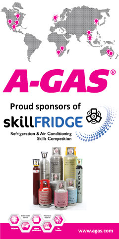 A Gas UK SkillFridge banner
