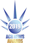 ACR News Awards logo 2019